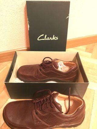 Clarks San Segunda Nuevos En Zapatos € Sebastián De 55 Mano Por BhQrsxtdC