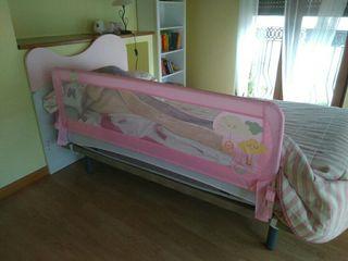 Barrera de cama ASALVO polivalente