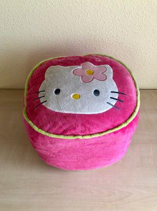 Hello Kitty Puf , asiento