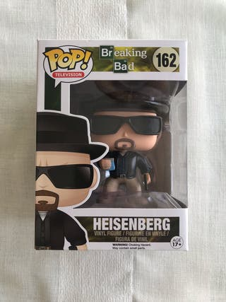 FIGURA FUNKO POP BREAKING BAD - HEISENBERG 162