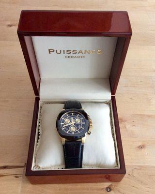 Reloj de colección Puissance Ceramic