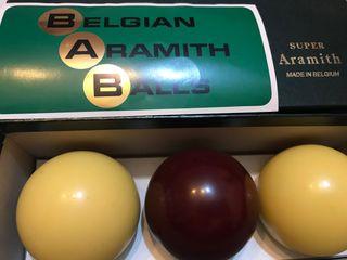 Bolas VILLAR belgas