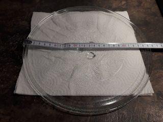 Plato de microondas 25,5cm