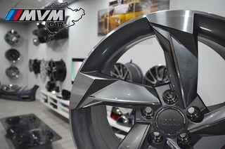 Juego de 4 LLantas Audi New Rotor