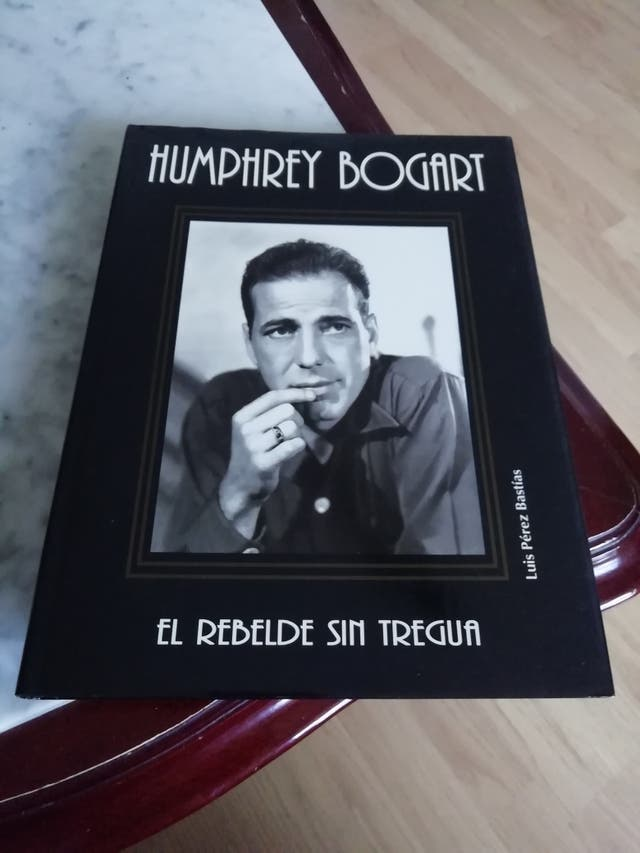 HUMPHREY BOGART EL REBELDE SIN TREGUA