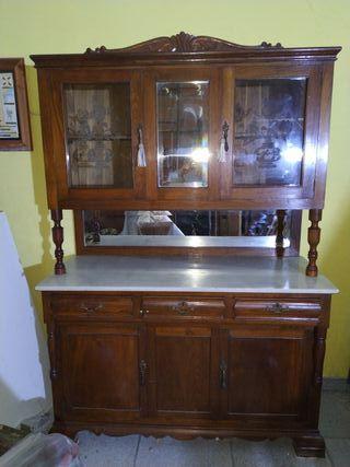 Mueble chinero de castaño