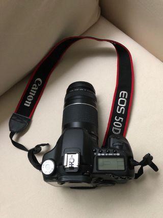 Camara reflex Canon 50D