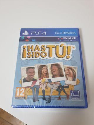 Has sido tú juego PS4 precintado nuevo