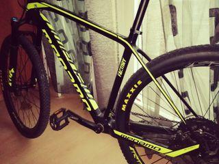 Nueva bicicleta Montaña Megamo Factory carbon 40