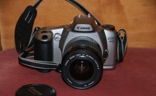 CAMARA DE FOTOS ANALOGICA REFLEX CANON EOS 3000 C