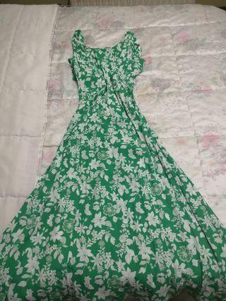 Precioso vestido largo de Zara