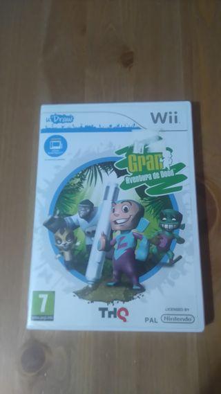 La gran aventura de Dood para Wii