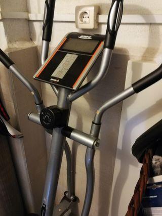 bicicleta elíptica bh fitness