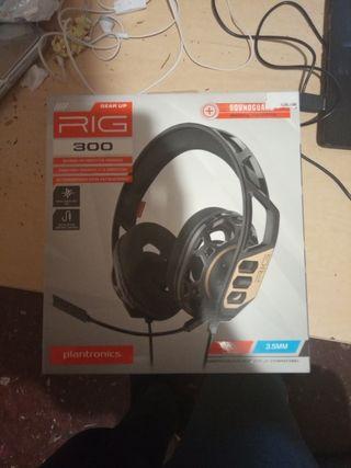 auriculares para pc compatible con play y todo