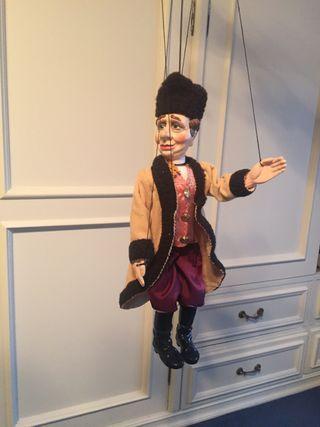 Marioneta de Gaudeo Prague