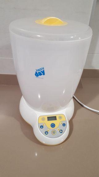 Esterilizador biberones y cocina vapor