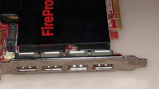 Tarjeta gráfica AMD FirePro V7900