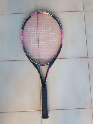 Raqueta Wilson Burn junior 26