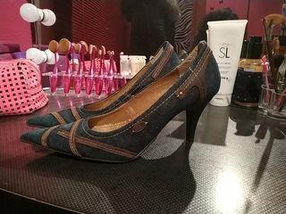 zapatos tacon, zapatos