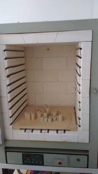 Horno eléctrico para cerámica Tecnopiro