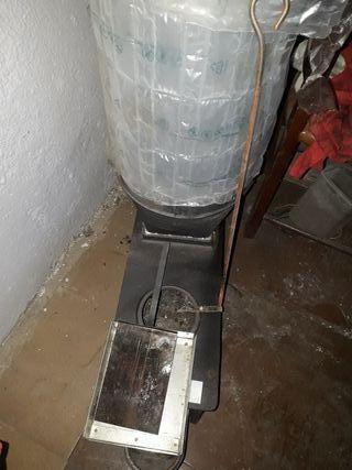 estufa de biomasa