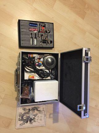 kit tattoo gun