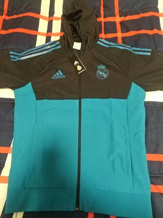 Chaqueta Adidas Real Madrid talla M NUEVA