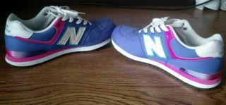 zapatillas new balance vigo