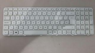 Teclado AER36P01320 Para HP