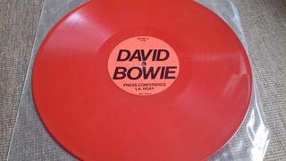 vinilos colección David Bowie