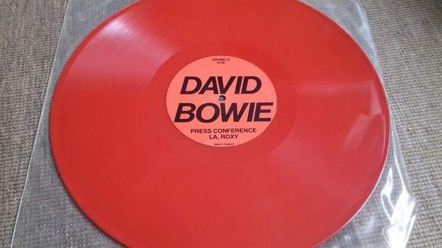 Vinilo colección, David Bowie