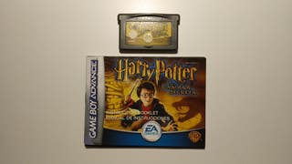 Juego Gameboy Harry Potter.