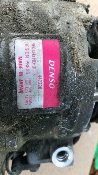 compresor aire acondicionado e39