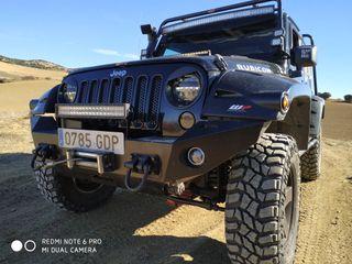 jeep wrangler rubicon diesel 200cv 2009