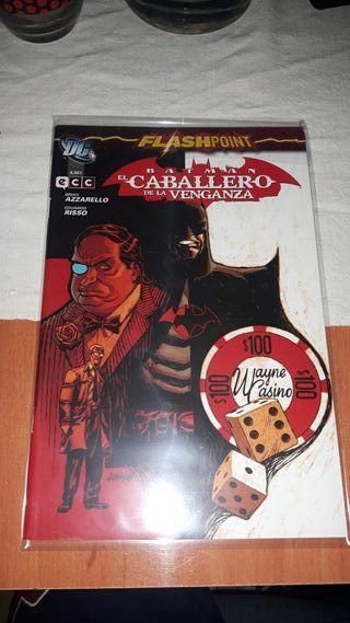 Batman Caballero de la Venganza