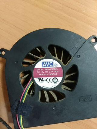 Ventilador ordenador sobremesa AVC