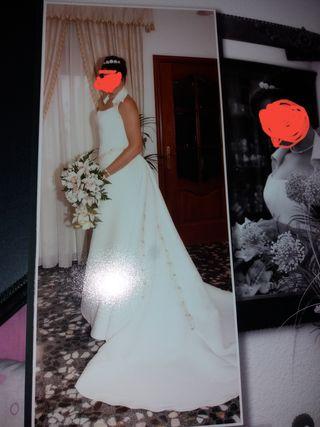 vestido de novia de segunda mano en pozoblanco en wallapop