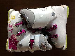 botas esquiar unisex talla 246 mm