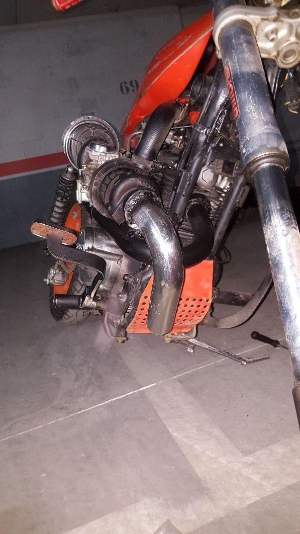 Yamaha virago 250cc turbo tracker,Flat track,cafe de segunda