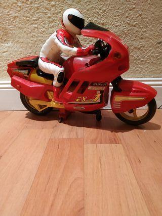 moto Bmw K1 juguete