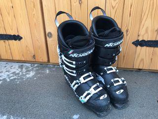 botas de esqui nordica doberman gp 90