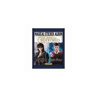 Cromos animales fantásticos y Harry Potter