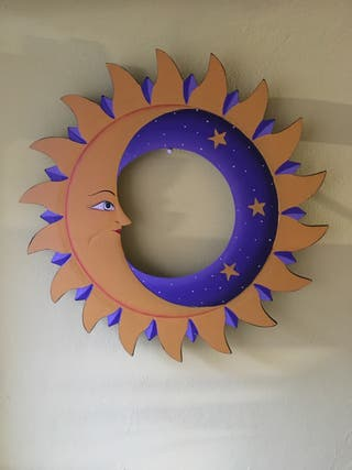 Marco decoración