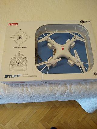 Drone sin estrenar