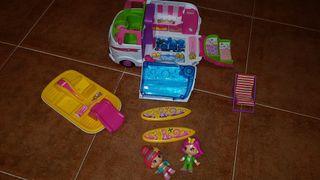 Caravana de pinypon+ regalo