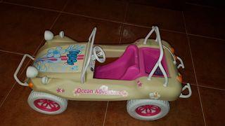 coche safari Nancy + muñeca Nancy