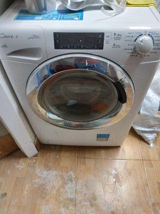 lavasecadora 4 años garantía