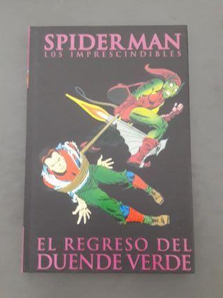 Spiderman Los imprescindibles