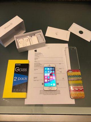 Iphone SE 32gb Rosa LIBRE FACTURA GARANTIA PERFECT