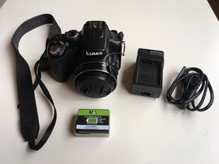 Cámara compacta Panasonic Lumix DMC-FZ200